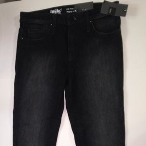 Mossimo Black Jeggings Women's Size 0